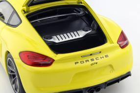 Schuco Porsche Cayman GT4