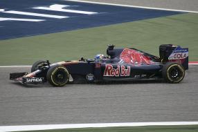 Max Verstappen Toro Rosso STR 11