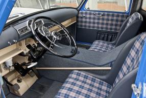 Mercedes-Benz Renntransporter 1955 Das Blaue Wunder
