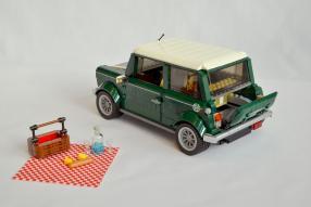 Bausatz Lego Mini Cooper