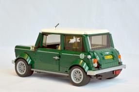 Mini Cooper by Lego