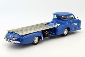 CMC Mercedes-Benz Renntransporter Das Blaue Wunder 1955 1:18