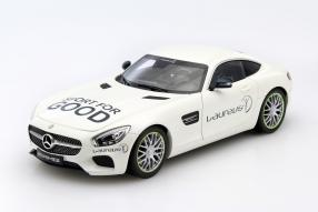 Mercedes-AMG GT S 1:18 Laureus