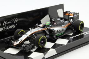 Force India VJM09 Formel 1 2016 1:43