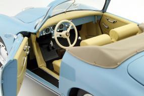 model car Porsche 356 A scale 1:18