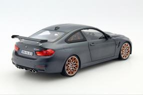 Modellauto BMW M4 GTS Maßstab 1:18