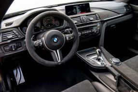 Armaturen BMW M4 GTS