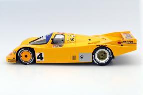 Model car Porsche 962 scale 1:18 Brun Camel