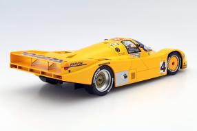 Modellauto Camel Porsche 962 Maßstab 1:18