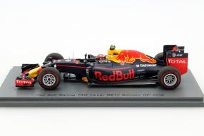 Modellauto Red Bull RB12 Formel 1 2016 1:43