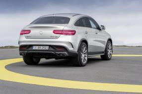2015 Mercedes-AMG GLE 63 S Coupé