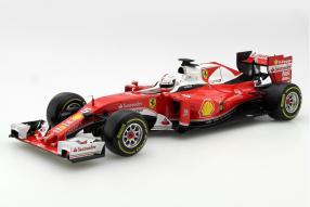 Ferrari  Formel 1 Vettel 2016 1:18