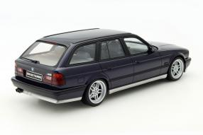 model car BMW M5 Touring 1994 scale 1:18