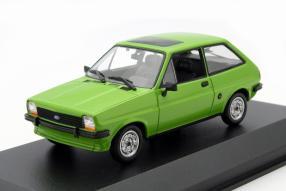 Ford Fiesta I Maxichamps 1:43