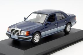 Mercedes-Benz W 124 Maxichamps 1:43