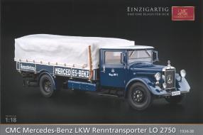 CMC Rennstransporter LO 2750 1:18