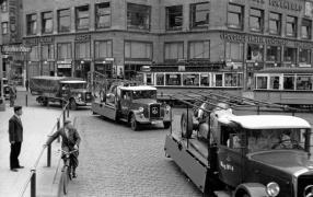 Rennstransporter LO 2750 1934