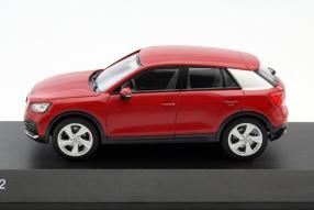 Modellauto Audi Q2 Maßstab 1:43