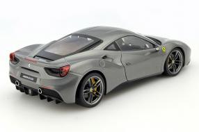 Modellauto Ferrari 488 GTB Maßstab 1:18