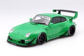 RWB Porsche 911 Rough Rhythm 1:18