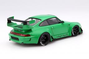 model car RWB Porsche 911 Rough Rhythm scale 1:18