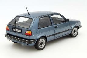 Modellautos VW Golf II Maßstab 1:18