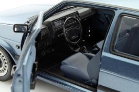 model car VW Golf II scale 1:18
