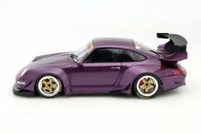 RWB Porsche 911 Zweite Entwicklung 1:18