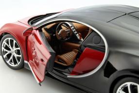 model car Bugatti Chiron scale 1:18