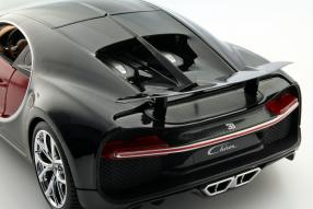 Modellautos Bugatti Chiron Maßstab 1:18