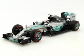 Mercedes-AMG F1 W06 1:18 Hamilton