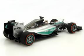 Modellauto Mercedes-AMG F1 W06 1:18 Hamilton