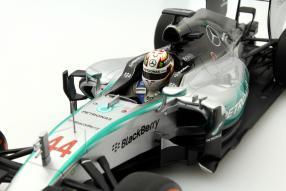 Minichamps Mercedes-AMG F1 W06 1:18 Hamilton
