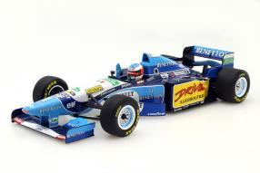 Benetton B195 Michael Schumacher 1995 1:18