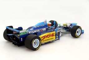 model car Benetton B195 Michael Schumacher 1995 scale 1:18