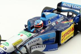 Minichamps Benetton B195 1995 1:18