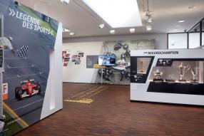 Michael Schumacher Ausstellung Marburg