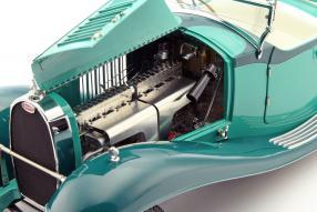 model car 1932 Bugatti Esders 1:18