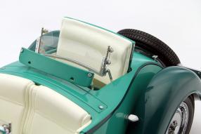 model car Bugatti Esders scale 1:18