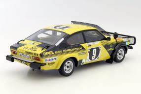 Modellauto Opel Kadett Rallye 1976 Maßstab 1:18