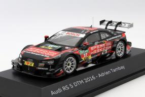 Audi RS5 DTM Mike Rockenfeller 1:43