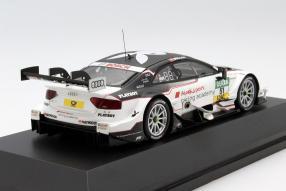 Modellauto Audi RS5 DTM 2016 Nico Müller 1:43