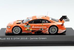 Modellauto Jamie Green Audi RS5 DTM 2016 1:43