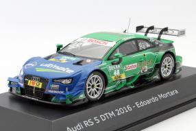 Modellauto DTM Audi Edoardo Mortara 1:43