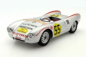 Porsche 550 RS spyder 1954 1:18