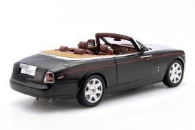 model car Rolls Royce Drophead Coupé scale 1:18