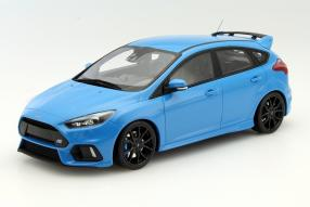 Ford Focus RS 1:18