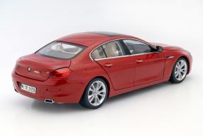Modellauto BMW 6er Gran Coupé 1:18