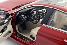 model car BMW 6 series Gran Coupé scale 1:18