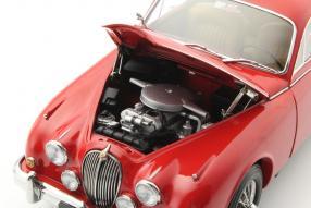 #model #cars #Jaguar #MK II 1:18 #Paragon